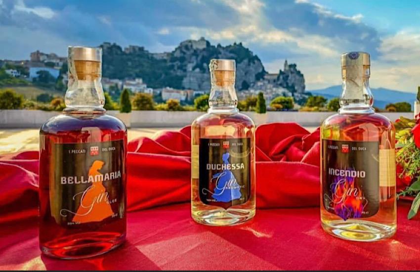 Nasce a Bagnoli del Trigno il primo Gin tutto molisano
