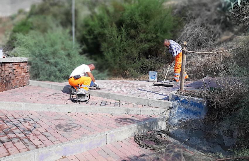 Atti vandalici a Piombino: la dichiarazione del sindaco Ferrari