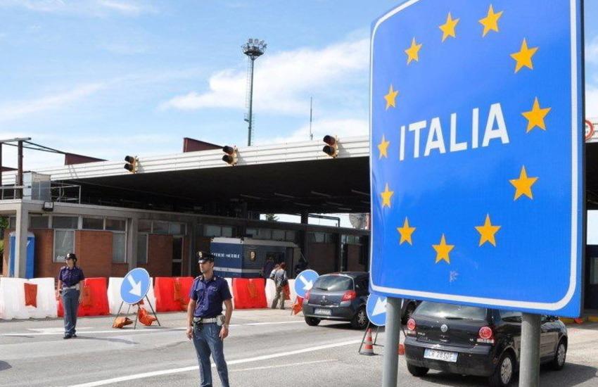 Austria rafforza i confini con l'Italia