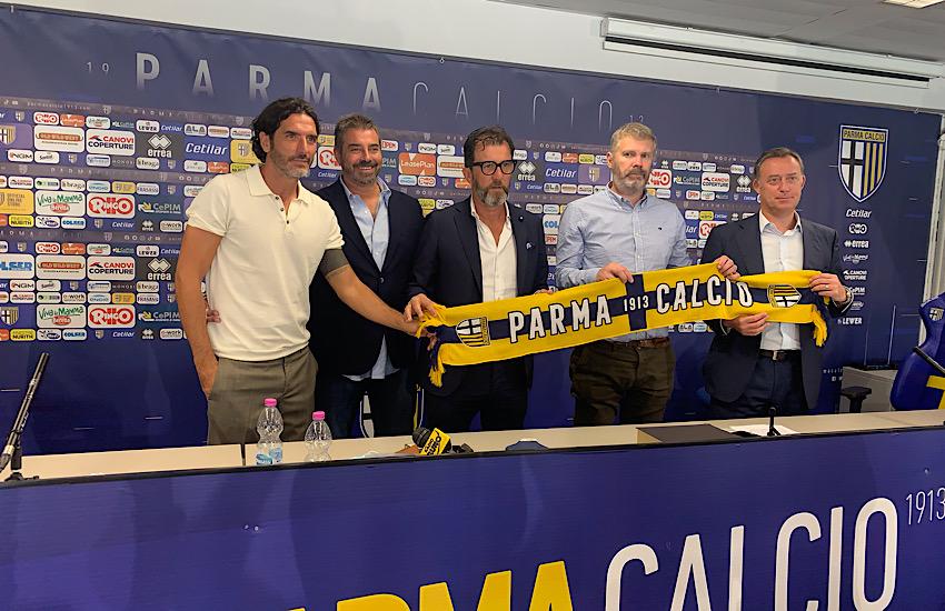 """Parma Calcio, Ferrari: """"Obiettivo? La salvezza"""""""