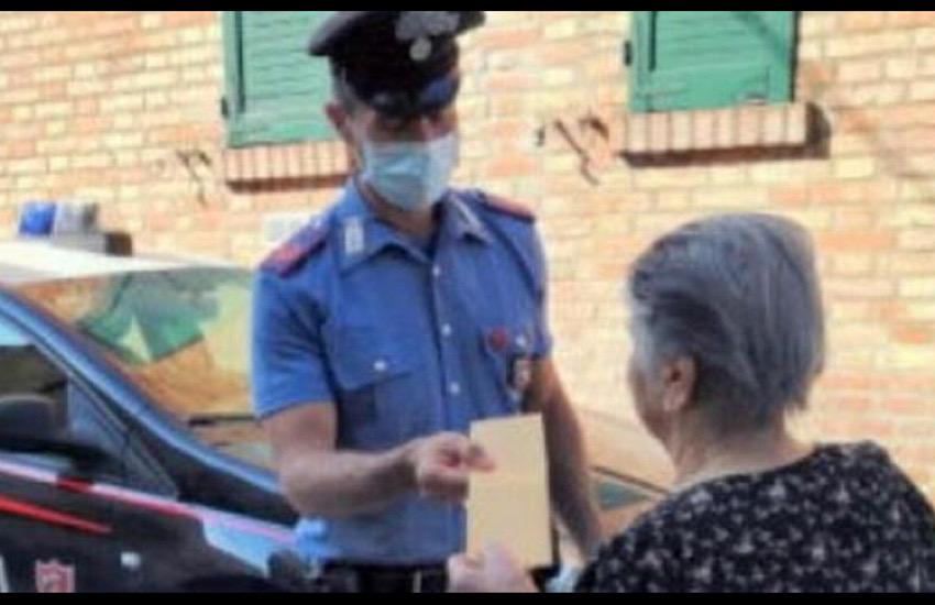 Truffa ai danni di un'anziana, pregiudicato campano segnalato alla Procura della Repubblica