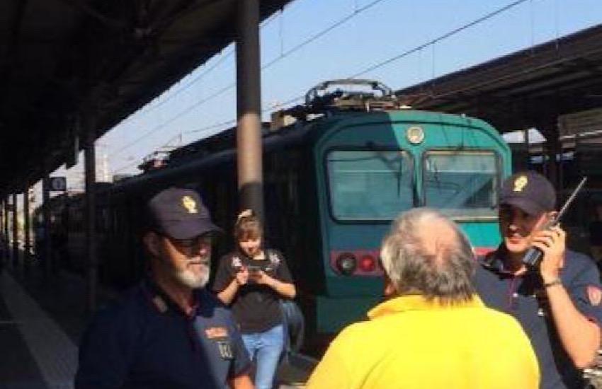 Parma – Rapina sul treno ai danni di un minorenne, arrestato coetaneo