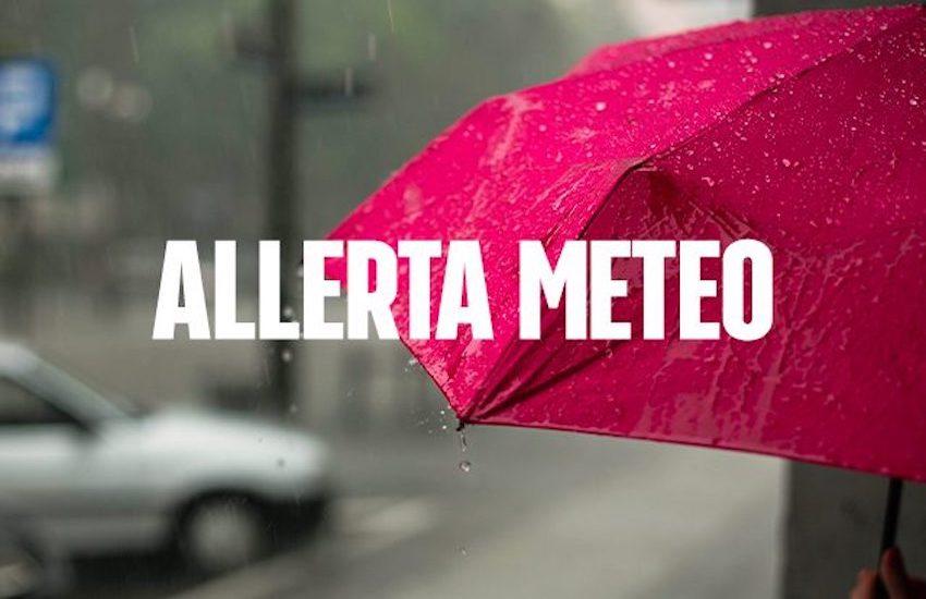 Parma, allerta gialla meteo fino a lunedì notte