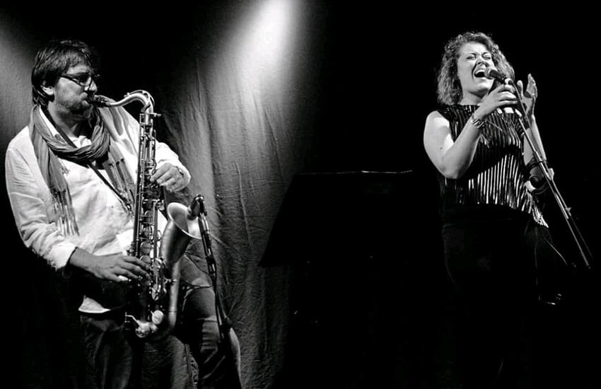 EcoJazz, apertura serale con il duo La Neve-Dota