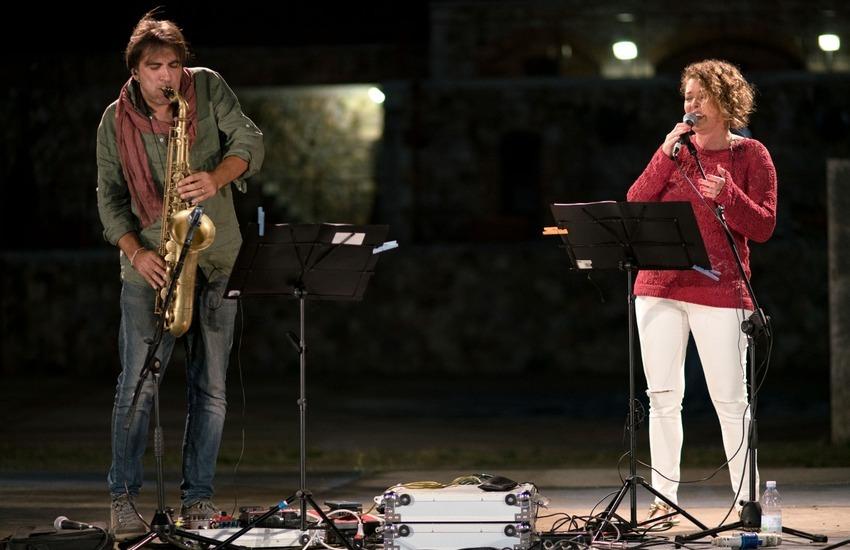 EcoJazz Festival apre con le atmosfere del duo La Neve-Dota