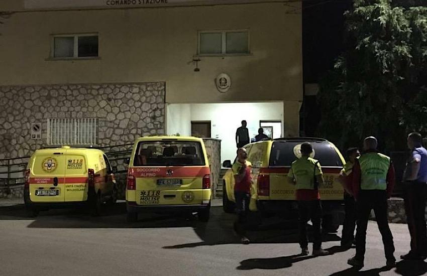 Pastore scomparso a Roccamandolfi, ritrovato in buone condizioni di salute