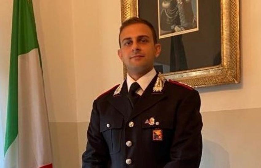 Taormina, è Giovanni Riacà il nuovo comandante dei carabinieri
