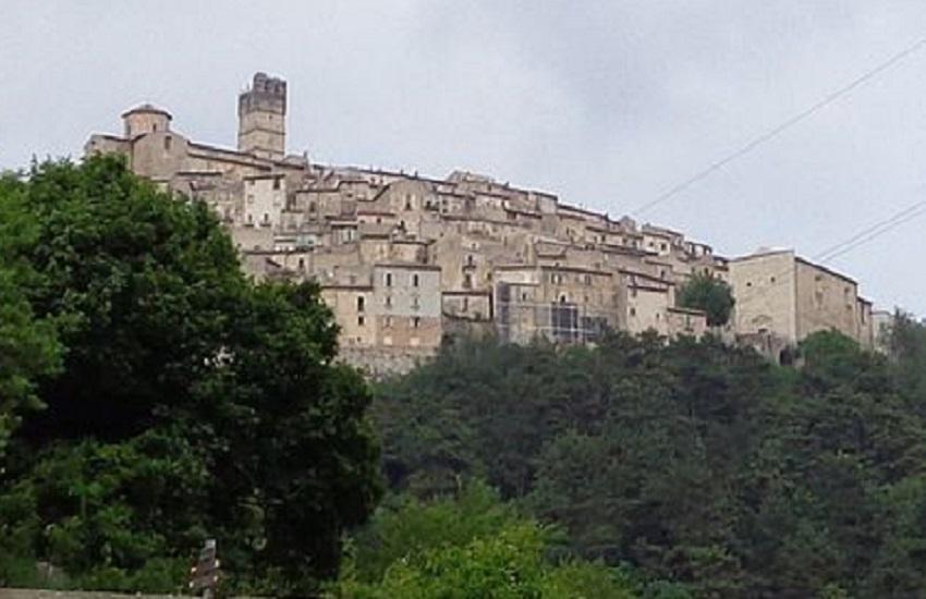 """Associazione """"Borghi più belli di Abruzzo e Molise"""" a Castel del Monte"""