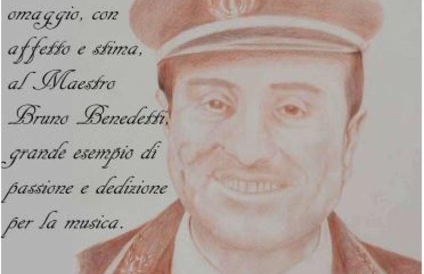 Tarquinia ricorda il maestro Bruno Benedetti