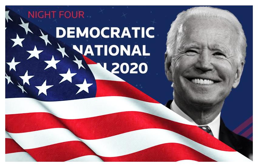 DNC 2020, day 4. Joe Biden: 'supereremo questa stagione di tenebre'