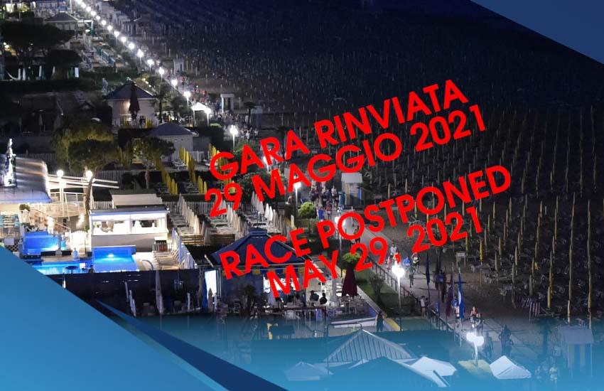 Jesolo, salta al 2021 la 10^ Jesolo Moonlight Half Marathon