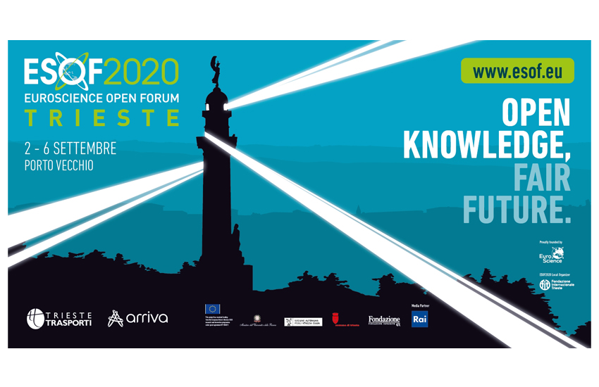 Al via a Trieste l'EuroScience Open Forum 2020, 'Freedom for science, science for freedom'