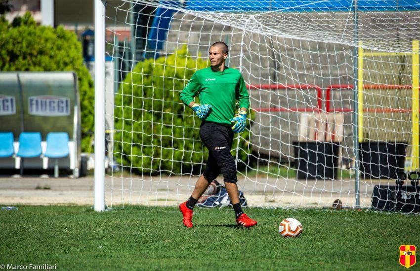 FC Messina, arriva il portiere Francesco Tocci