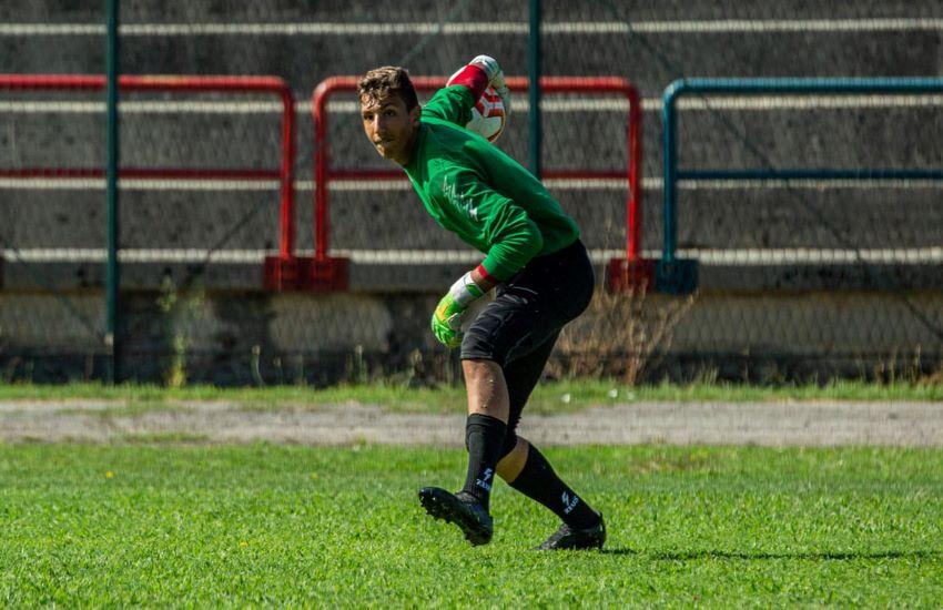 FC Messina, tesserato il portiere Massimo Strino