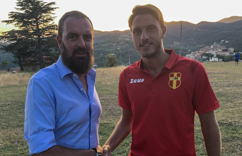 New entry in FC Messina: in centrocampo Giuseppe Palma, all'attacco Jordán Gaspar