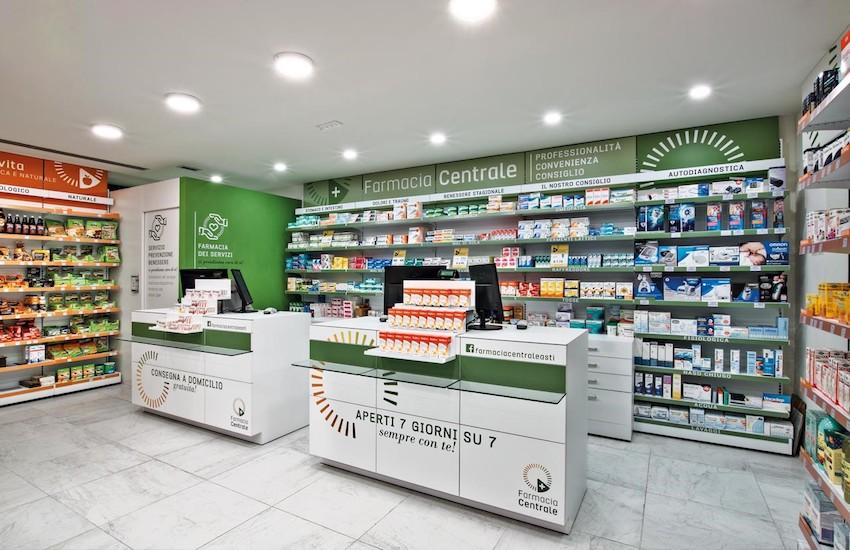 Farmacom  seleziona farmacisti  a Montemurlo, Poggio a Caiano, Carmignano e Vernio
