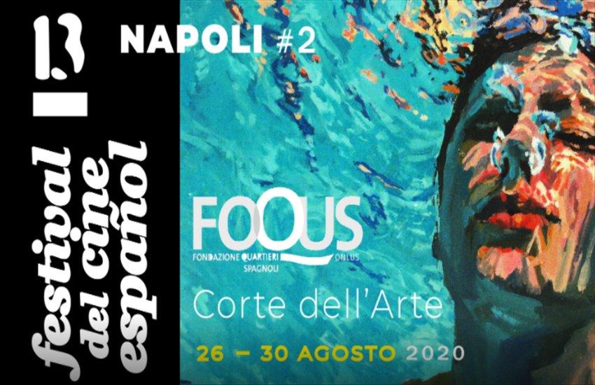 Napoli, ai Quartieri Spagnoli il via al Festival del cinema spagnolo
