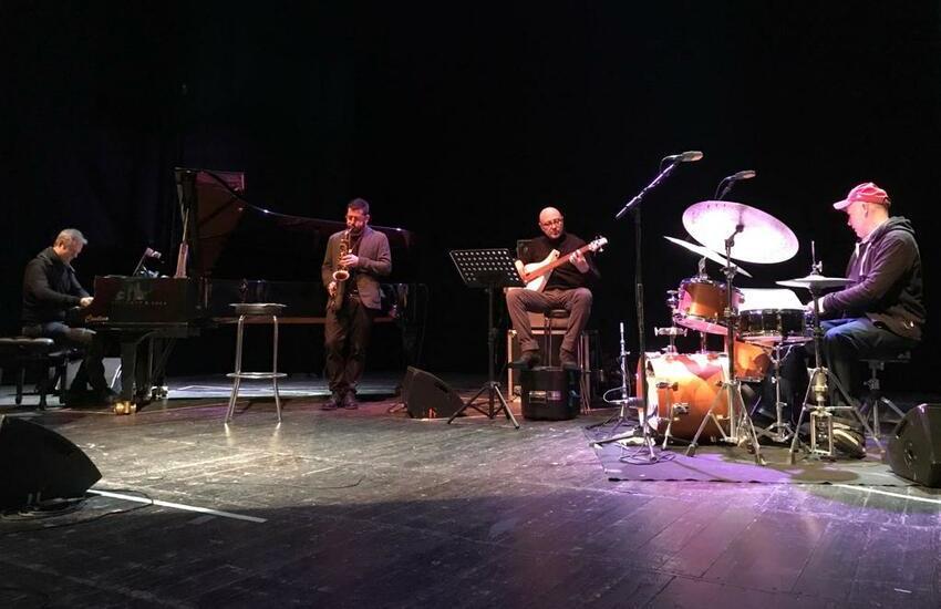 EcoJazz, arriva il grande sassofonista Francesco Cafiso