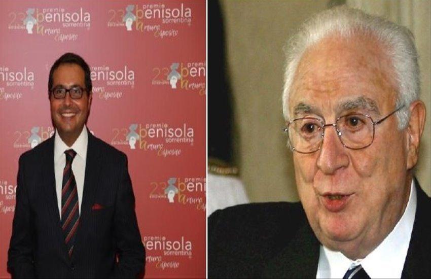 """Francesco Cossiga ed il Premio """"Penisola Sorrentina"""", il patron lo ricorda così"""