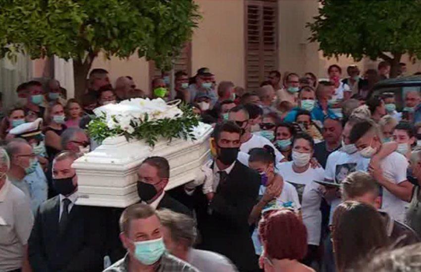 Daniel Guerini, i funerali del giovane calciatore oggi a Roma