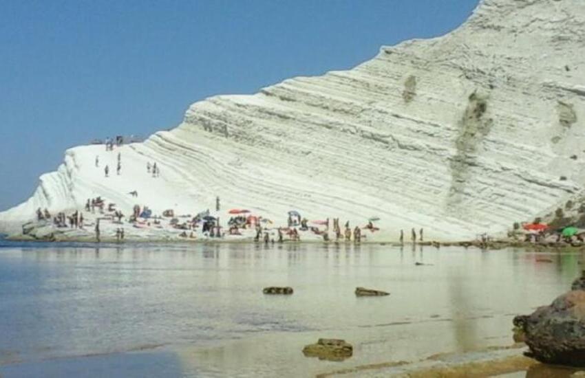 scala dei turchi -sicilia