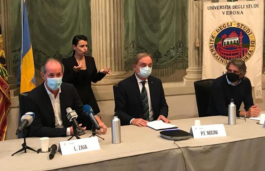 Vaccino anti-Covid, prime somministrazioni a Verona dal 7 settembre