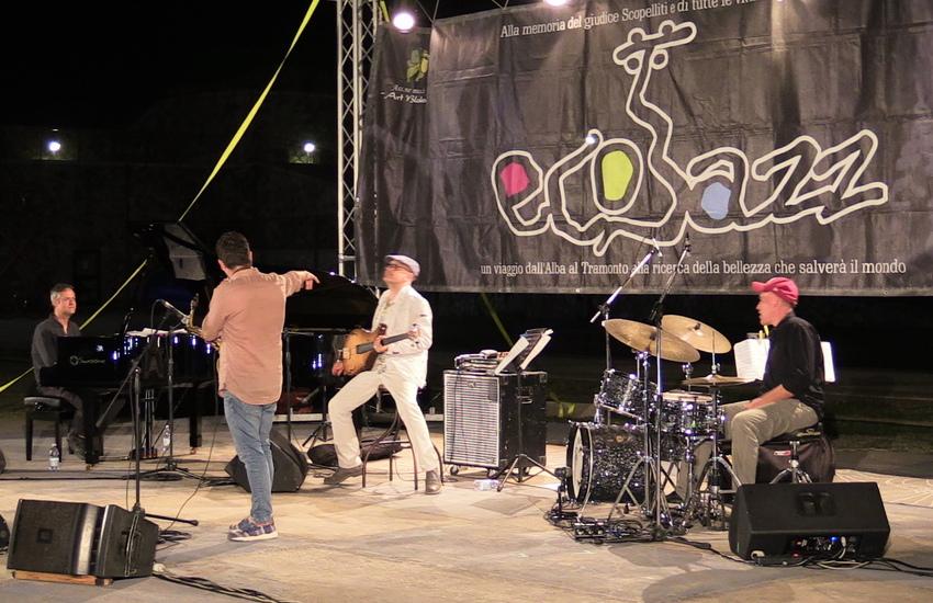 EcoJazz, grande successo per il sax di Francesco Cafiso
