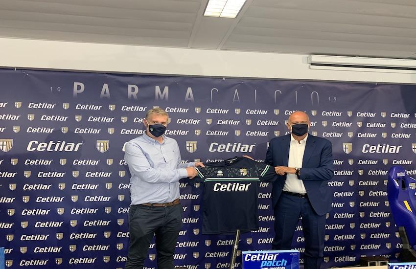 Parma Calcio e Cetilar insieme per la quarta stagione consecutiva