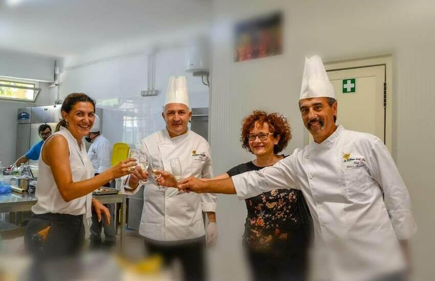 Da Mancini auguri a La Bottega degli chef