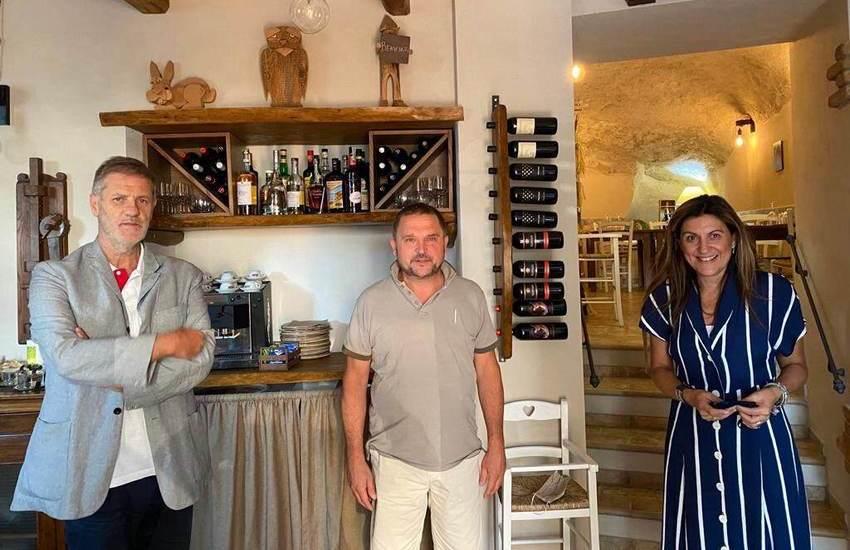 Una nuova attività apre a Sant'Angelo di Roccalvecce, il paese delle fiabe
