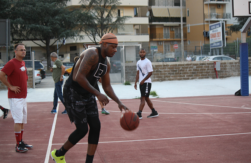 Celebration Italia ci prova gusto e fa il bis col basket al Parco degli Aranci