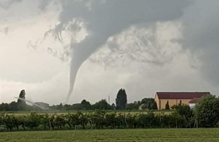 Meteo Veneto: instabilità in attenuazione, ma previsti altri temporali