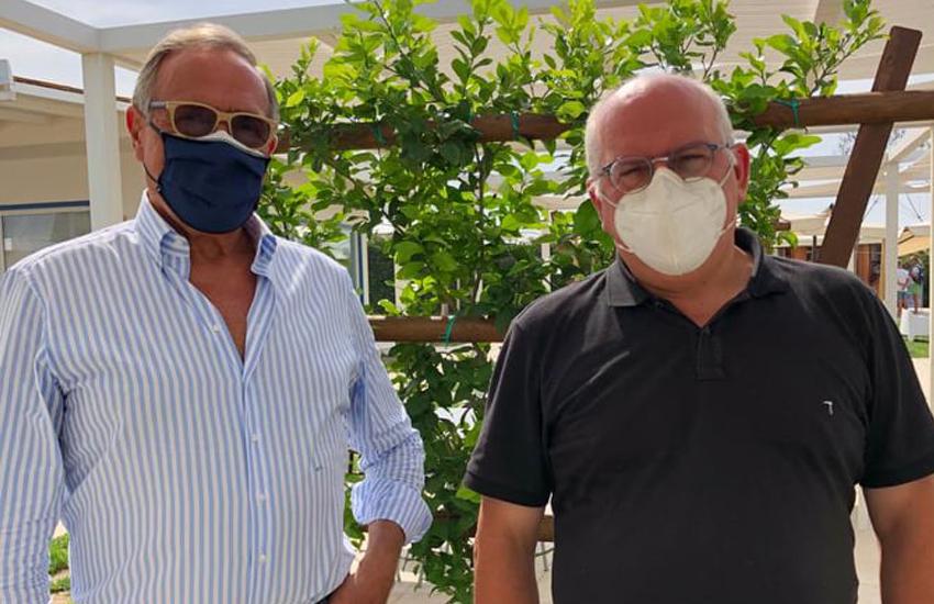 La sicurezza alimentare con il prof. Paolo Ascierto per il rilancio del litorale domitio