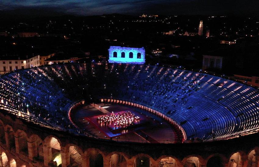 Vivaldi e Rossini in Arena