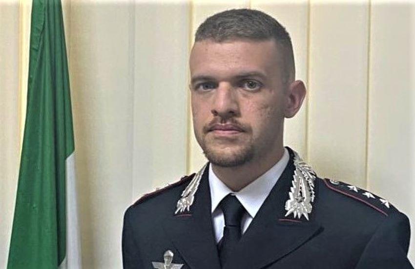 Barcellona Pozzo di Gotto, Lorenzo Galizia è il nuovo comandante dei carabinieri
