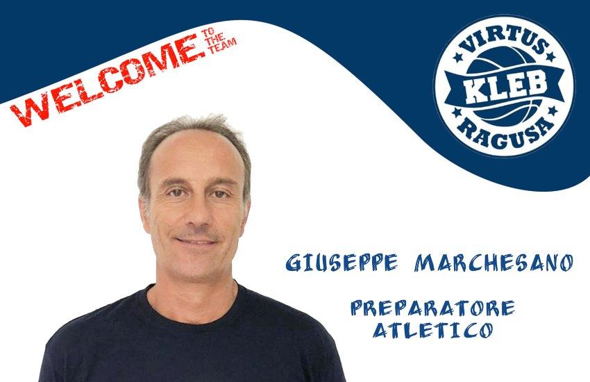 Giuseppe Marchesano: lo staff al completo?