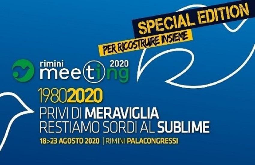 """Il """"nuovo"""" mondo del lavoro e la crisi della politica al centro della seconda giornata del meeting di Rimini"""