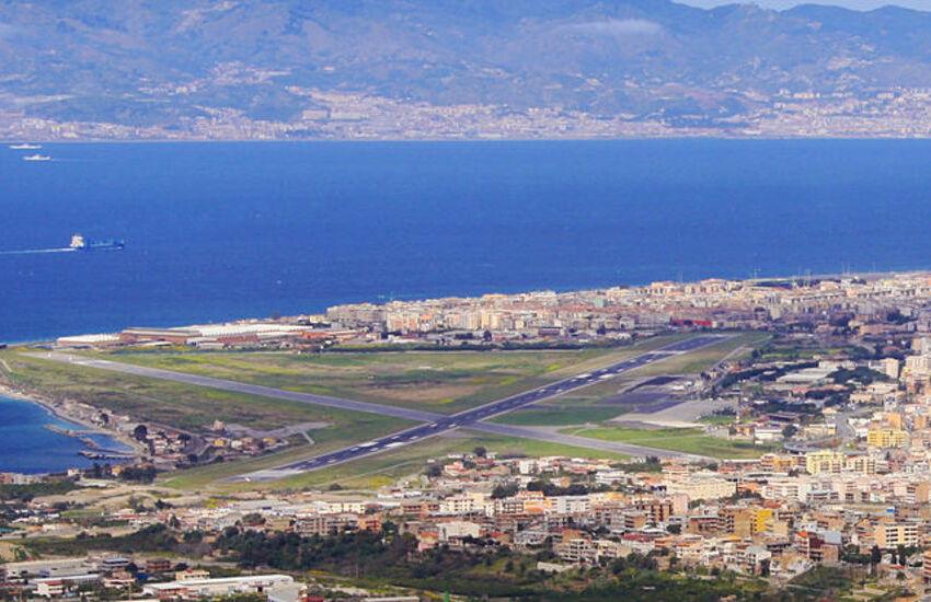 Reggio Calabria, il sindaco propone una task force per il rilancio dell'aeroporto