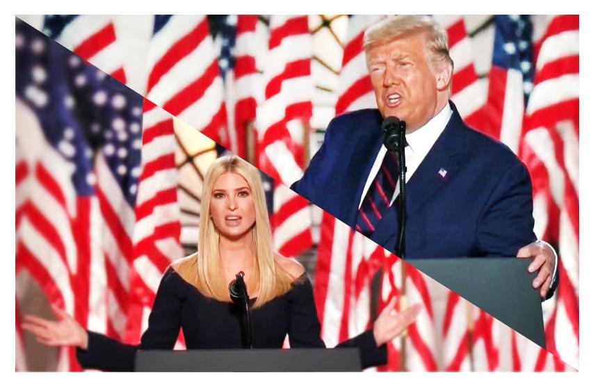 RNC 2020, day 4 'Land of Greatness'. Trump: la mia agenda è 'Made in USA'