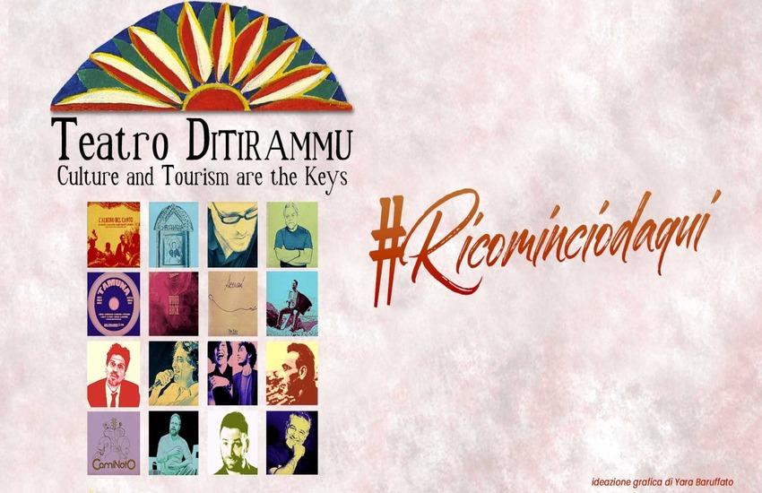 """Palermo, dal 20 al 23 """"Rosaspina"""" e """"Astolfo sulla luna"""" al Teatro Ditirammu"""