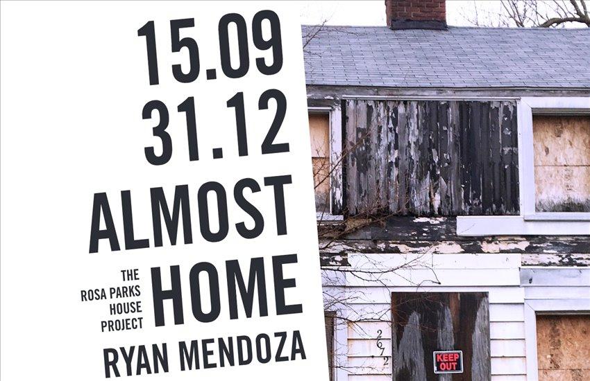 """""""Almost Home"""", in mostra a Napoli la casa di Rosa Parks. Inaugurazione a Palazzo Reale"""