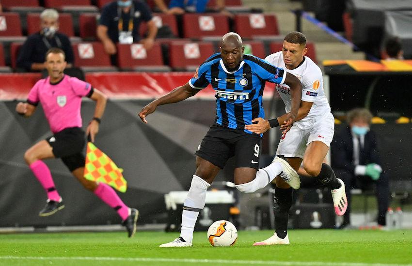 Al Siviglia l'Europa League: Inter beffata nel finale da un'autorete di Lukaku