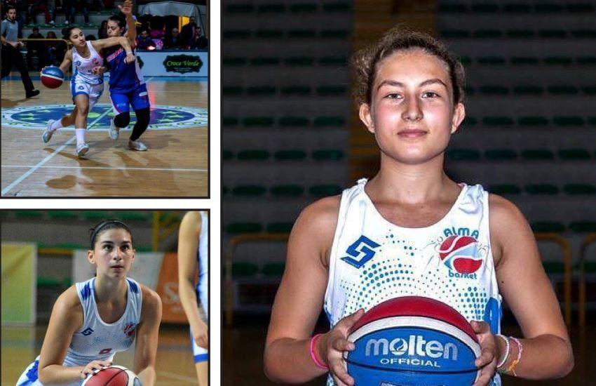 Basket femminile, le 3 promesse messinesi per la prima volta in Serie A2 di Alma Patti