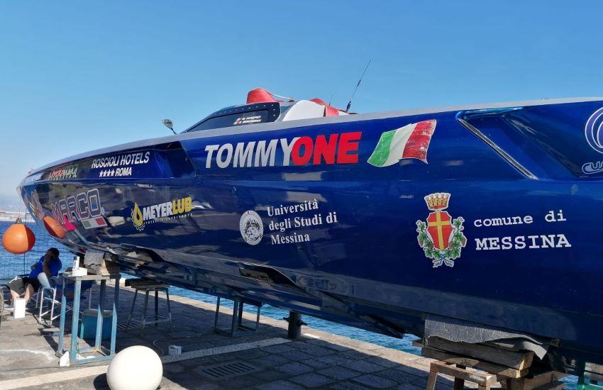 Offshore, nuovo record mondiale stabilito a Messina: 51 minuti e 54 secondi per 70 miglia