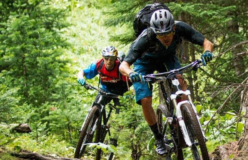 Colli Euganei, schianto in mountain bike sul sentiero: salvato dal soccorso alpino
