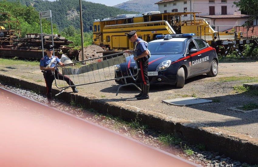 Parma – Devasta la stazione e cerca di far deragliare un treno, arrestato 21enne