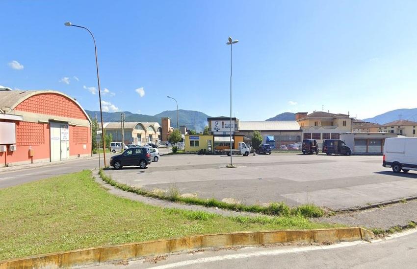 Al via la riqualificazione del  parcheggio di  Oste: spazi verdi e illuminazione adeguata