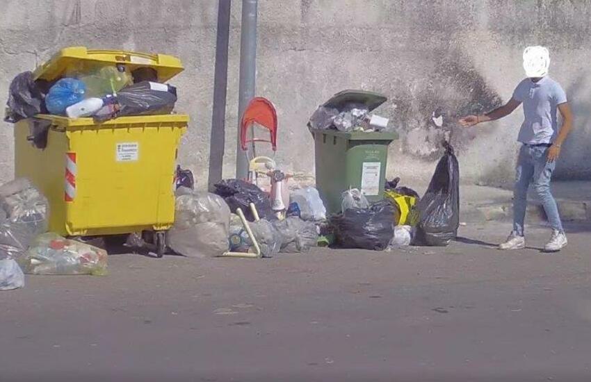 Abbandono dei rifiuti, i risultati del primo anno leccese di videosorveglianza