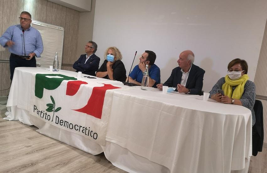 Ariano Irpino – Area dem:  siamo colonna portante del Pd, con noi lealtà e coerenza. Quadrato intorno a Ciarcia e Franza