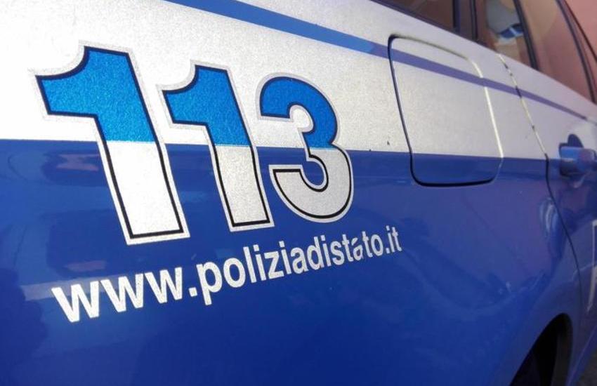 Talenti, rubano in un appartamento ma quando escono si trovano davanti i poliziotti, in manette 2 georgiani.